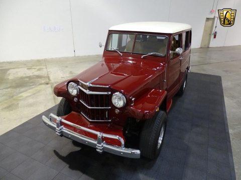 1962 Willys Jeep V8 4-Speed Automatic na prodej