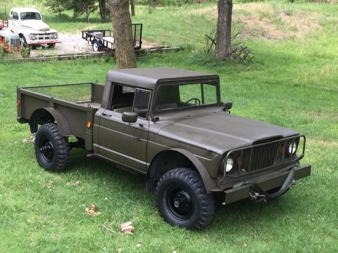 1967 Jeep Willys m715 Full Military trim na prodej