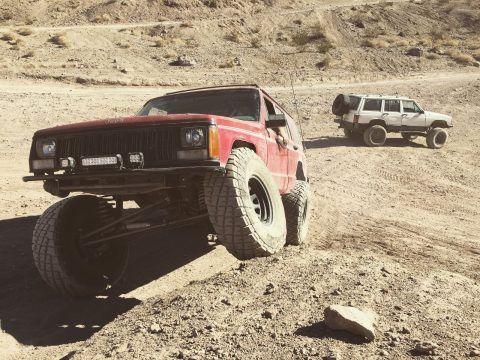 1992 Jeep Cherokee XJ na prodej
