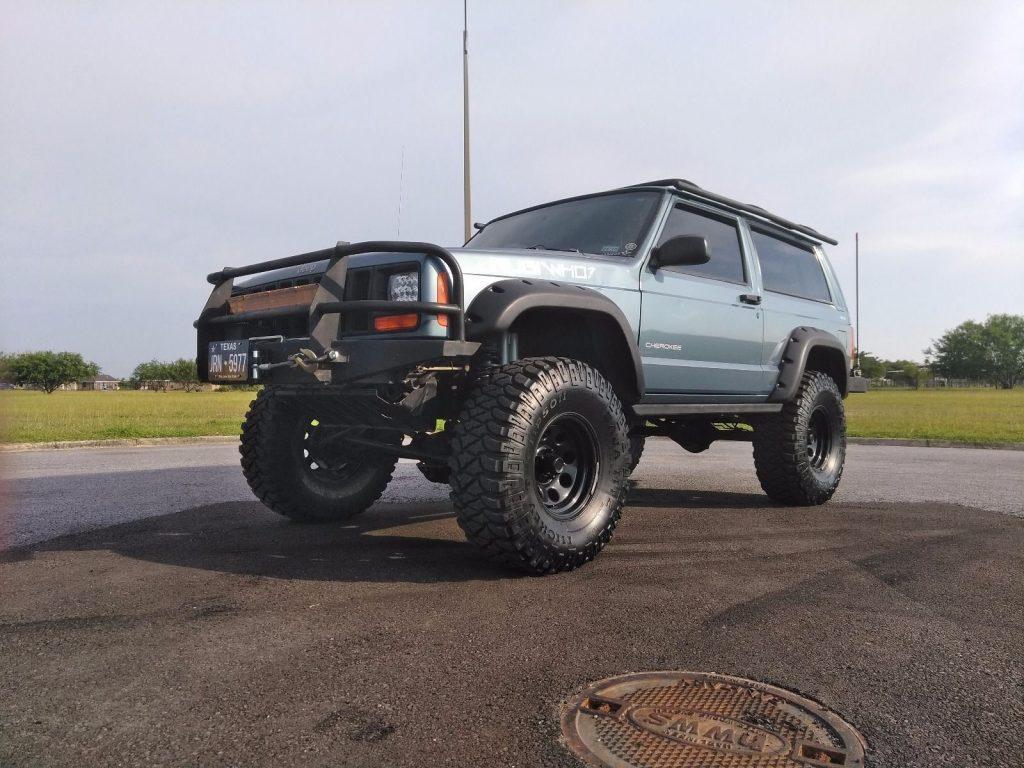 3rd Row Jeep Cherokee >> 1997 Jeep Cherokee Sport na prodej