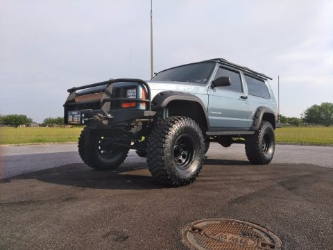 1997 Jeep Cherokee Sport na prodej