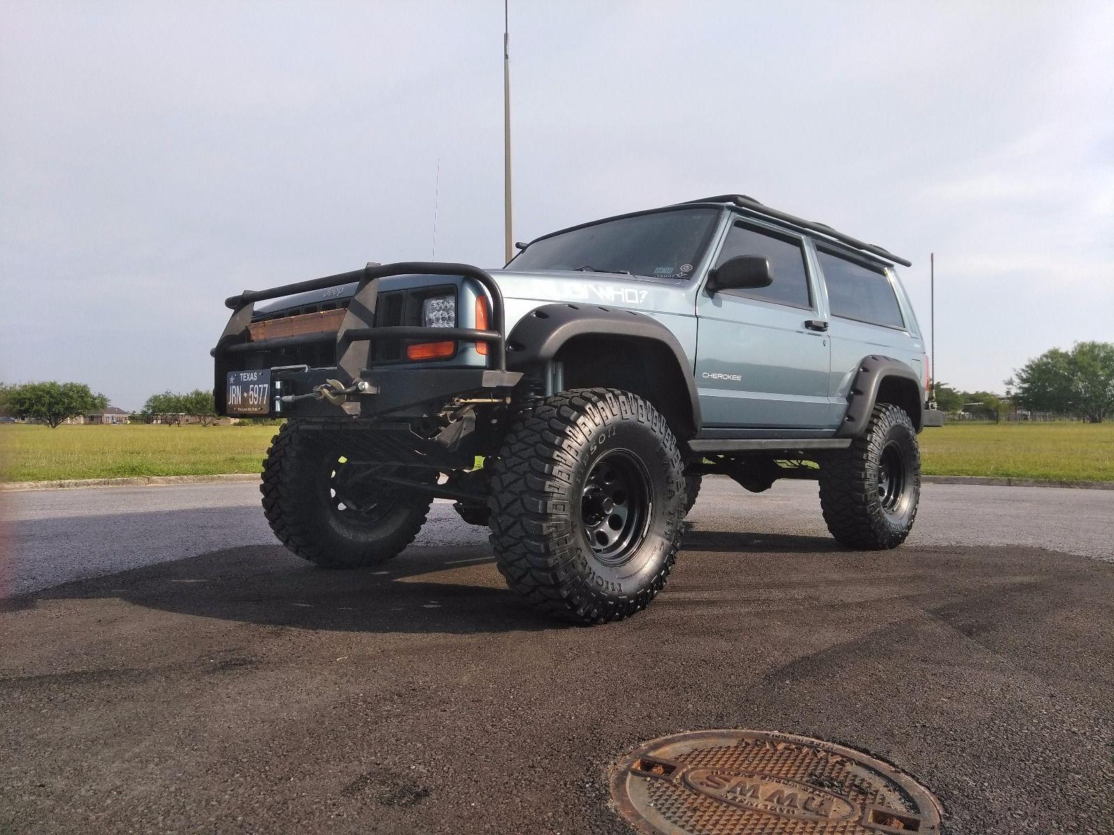 1997 jeep cherokee sport na prodej - Jeep cherokee exterior roll cage ...