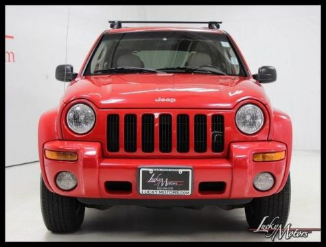 2002 Jeep Liberty Limited 4WD Clean Carfax! na prodej