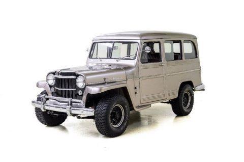1957 Willys Overland Jeepster na prodej