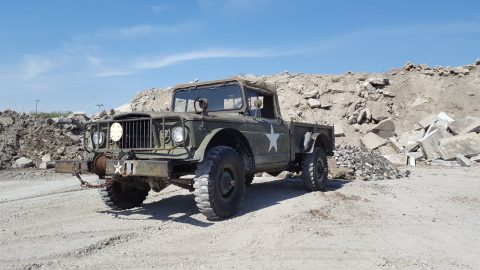 1967 Jeep M715 5/4 ton Army Truck na prodej