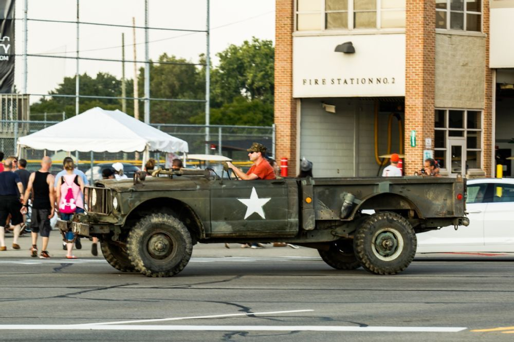 1967 Jeep M715 5/4 ton Army Truck