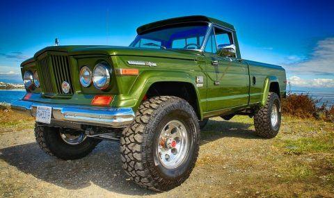 1970 Jeep Pickup na prodej