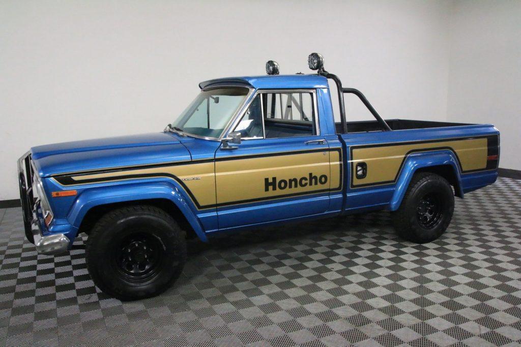 1978 Jeep J10 Honcho Gladiator Restored RARE