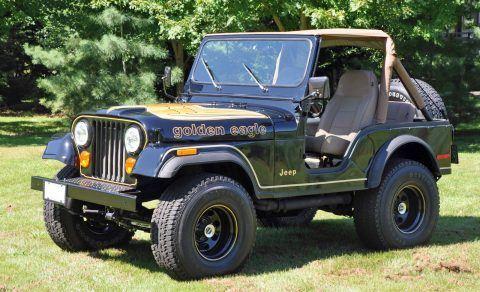 1979 Jeep CJ-5 with 304 V-8 na prodej