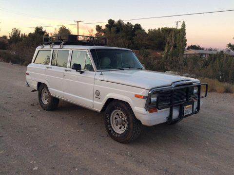 1980 Jeep Cherokee Chief 4×4 na prodej