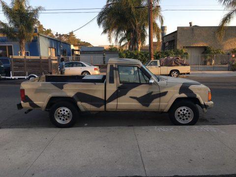 1989 Jeep Comanche na prodej