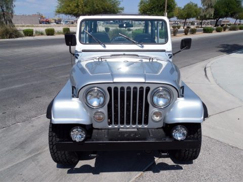 1984 Jeep CJ7 RUST FREE – Original – Restored – SURVIVOR na prodej