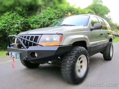 2001 Jeep Grand Cherokee WJ na prodej