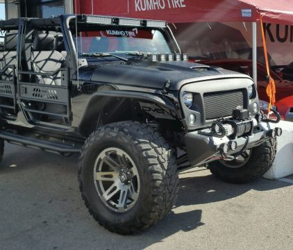 2016 Jeep Wrangler Unlimited SEMA na prodej