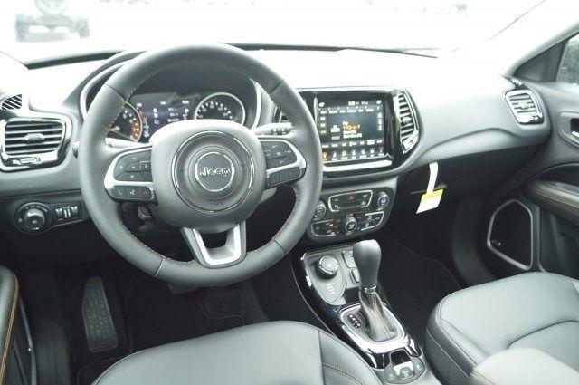 2018 Jeep Compass Limited Na Prodej