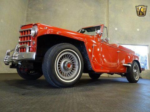 1950 Jeep Jeepster na prodej