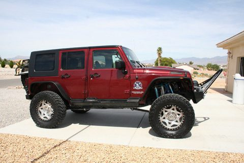 2009 Jeep Wrangler EVO CUSTOM HEMI 6.1L na prodej