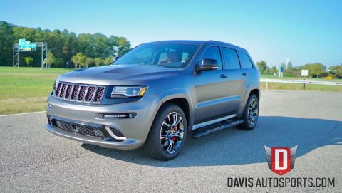 2015 Jeep Grand Cherokee SRT   Fully LOADED na prodej
