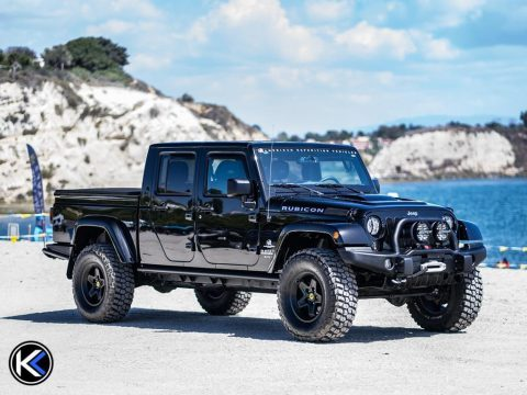 2017 Jeep Wrangler Unlimited Rubicon AEV Brute na prodej