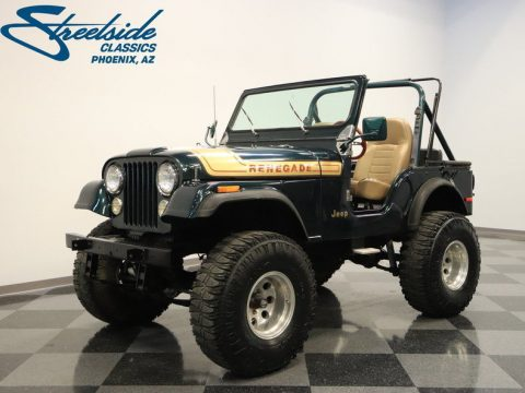1976 Jeep CJ Renegade na prodej