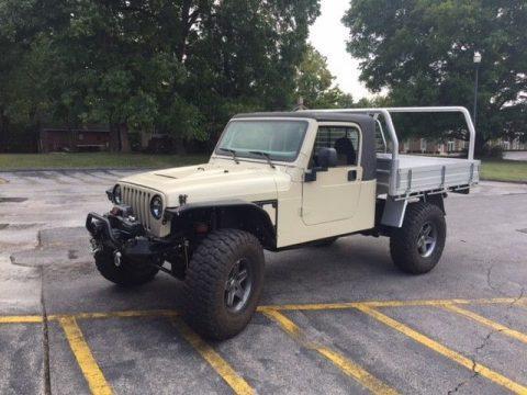 1997 Jeep Wrangler Truck Conversion na prodej
