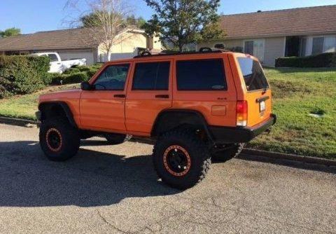 2000 Jeep Cherokee Sport na prodej