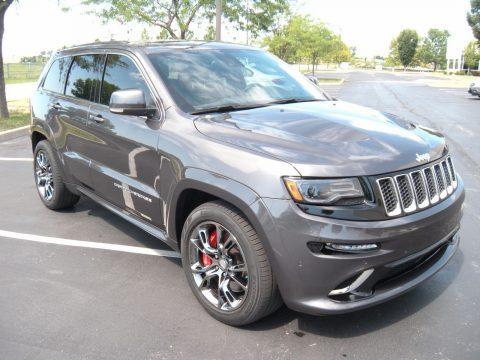 2015 Jeep Cherokee SRT na prodej