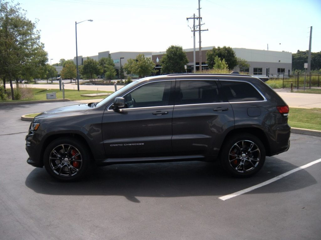 2015 Jeep Cherokee SRT