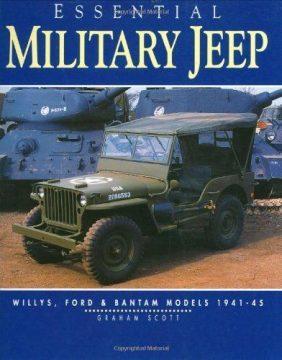 Military JEEP Willys FORD Bantam 1942 1945 By Scott Graham **brand NEW** na prodej