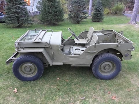 1944 Willys MB na prodej
