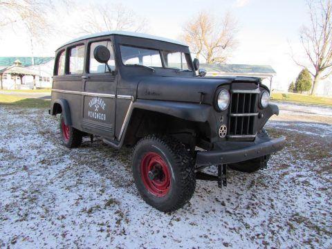 1962 Jeep Willys 439 na prodej