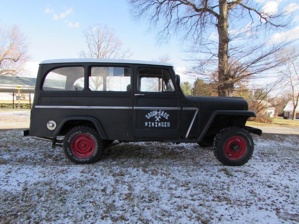 1962 Jeep Willys 439