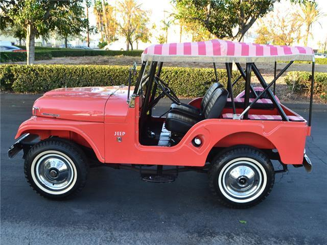 1966 Jeep CJ 5A 4X4