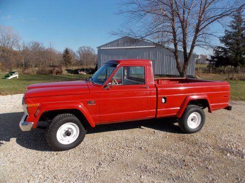 1984 Jeep J10 na prodej
