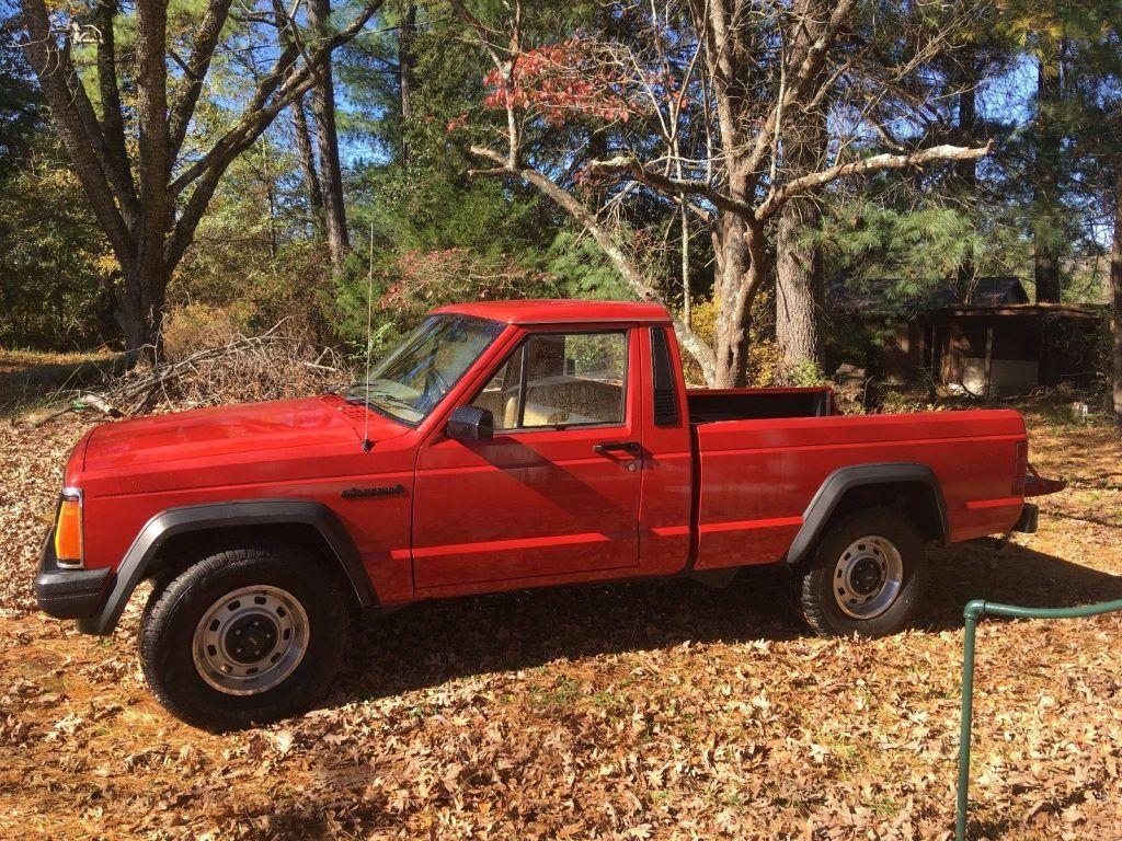 1987 Jeep anche Sport na prodej