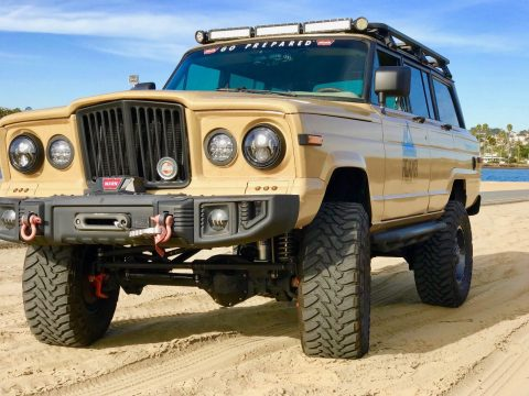 1987 Jeep Wagoneer Grand Wagoneer SEMA na prodej