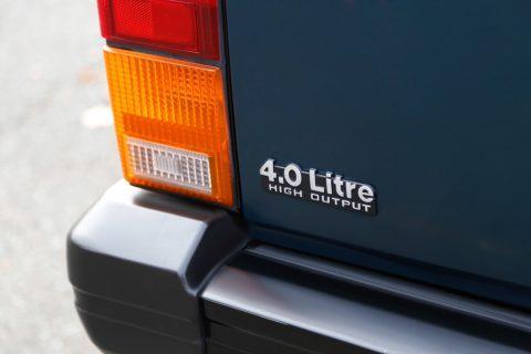 1995 Jeep Cherokee Sport ONLY 39K mil na prodej