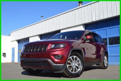 2016 Jeep Grand Cherokee Limited na prodej