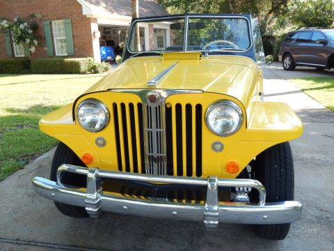 1948 Willys Deluxe Jeepster na prodej