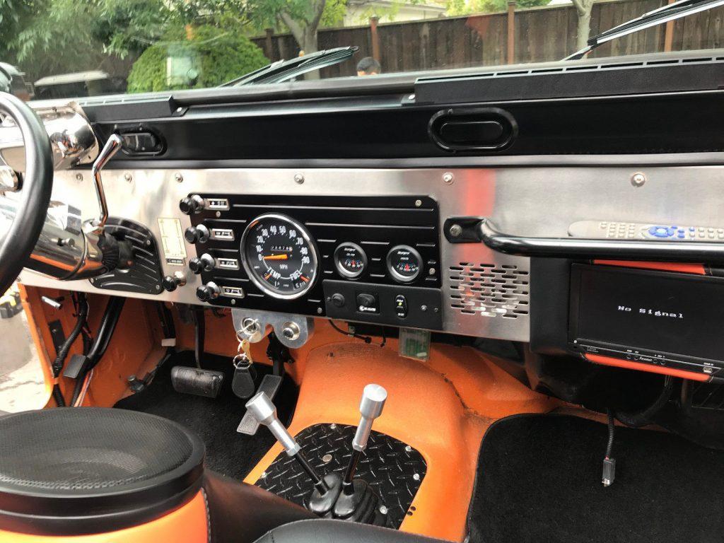 1966 Jeep CJ