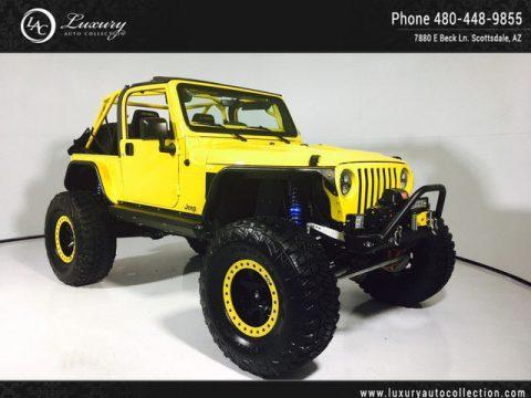 2002 Jeep Wrangler Over 150K Invested na prodej