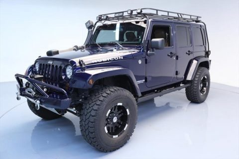 2013 Jeep Wrangler Unlimited Rubicon Sport Utility 4 Door na prodej