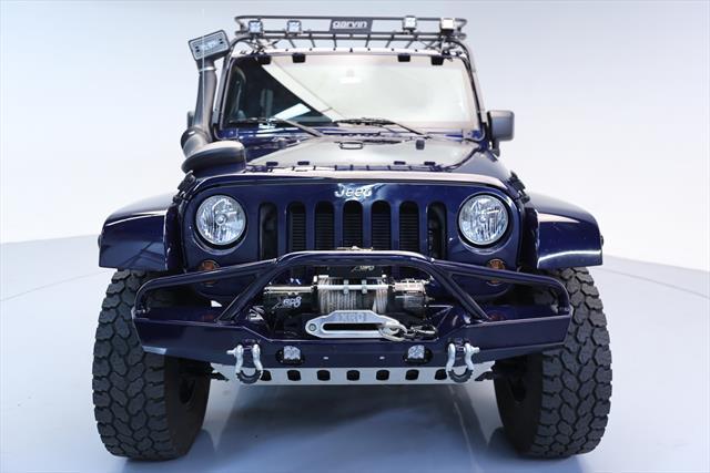 2013 Jeep Wrangler Unlimited Rubicon Sport Utility 4 Door