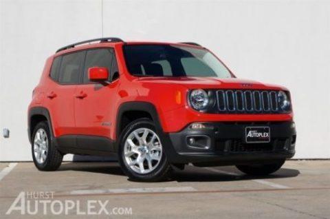 2016 Jeep Renegade na prodej