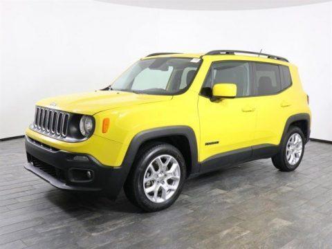 2017 Jeep Renegade Latitude FWD na prodej