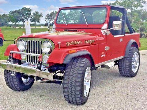 1978 Jeep CJ CJ7 na prodej