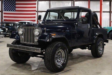 1984 Jeep CJ   Scrambler na prodej