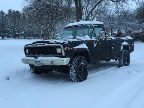 1986 Jeep J20 na prodej