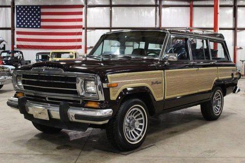 1990 Jeep Wagoneer na prodej