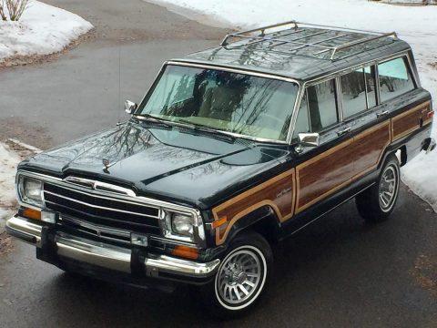 1991 Jeep Wagoneer Grand Wagoneer by Classic Gentleman na prodej